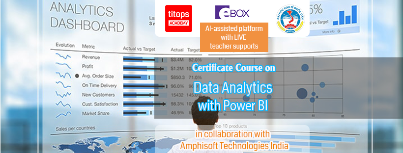 Certified Course on Data Analytics with PowerBI